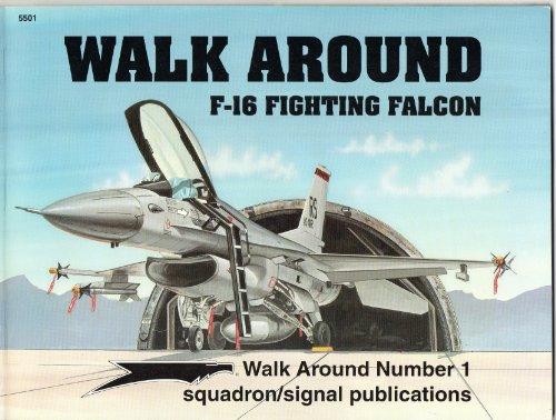 9780897473071: F-16 Fighting Falcon - Walk Around No. 1