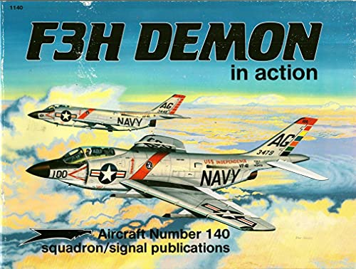 9780897473088: F3H Demon in Action/Aircraft Number 140