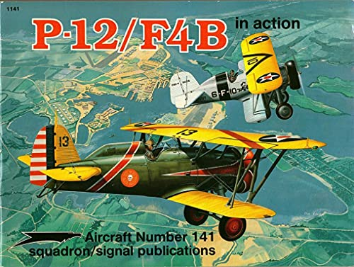 Boeing P-12/F4B in action - Aircraft No. 141: Larry Davis
