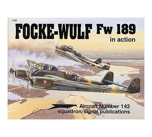 Focke-Wulf Fw 189 in action - Aircraft: George Punka