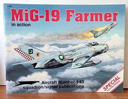 9780897473118: MiG-19 Farmer in Action - Aircraft No. 143
