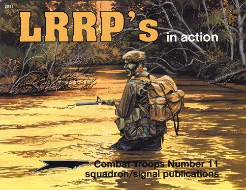 LRRP's in Action: Burford, John