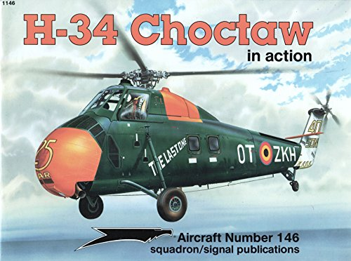 9780897473194: H-34 Choctaw in Action - Aircraft No. 146