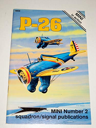 Boeing P-26 Peashooter - Mini in action No. 2