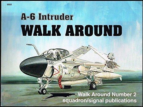 9780897473279: A-6 Intruder - Walk Around No. 2