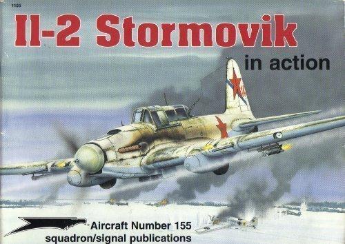 9780897473415: Ilyushin Il-2 Stormovik in Action - Aircraft No. 155