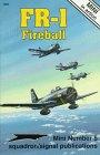FR-1 Fireball (Mini in Action, #5): McDowell, Ernest