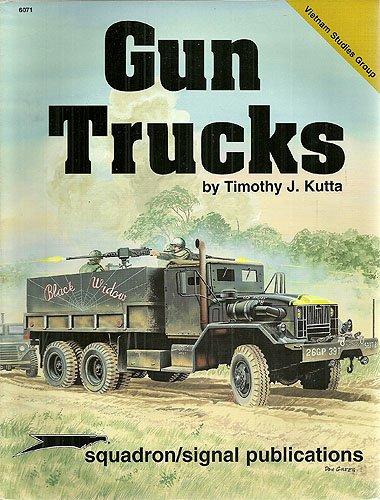 9780897473590: Gun Trucks - Vietnam Studies Group series (6071)