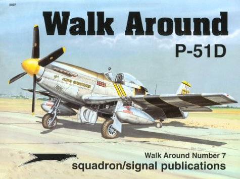 P-51D Mustang - Walk Around No. 7: Larry Davis