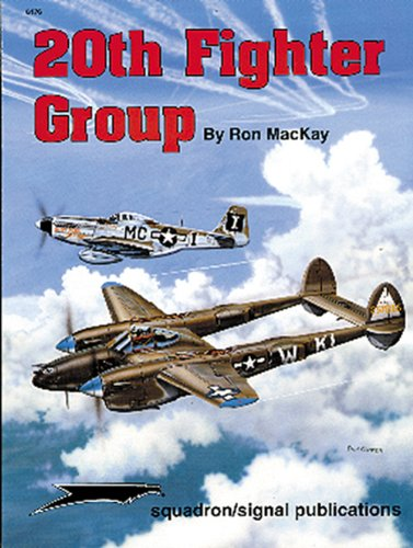 9780897473682: 20th Fighter Group - Aircraft Specials series (6176)