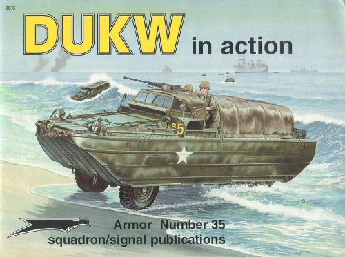 9780897473729: DUKW in action - Armor No. 35