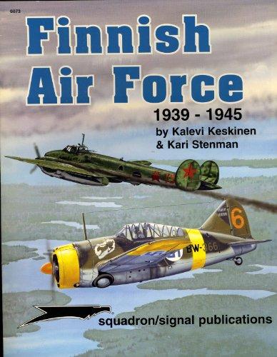 9780897473873: Finnish Air Force 1939-45 - Aircraft Specials series (6073)