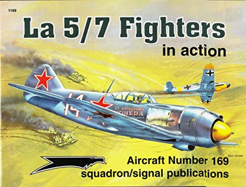 9780897473927: LA 5/7 Fighters in Action
