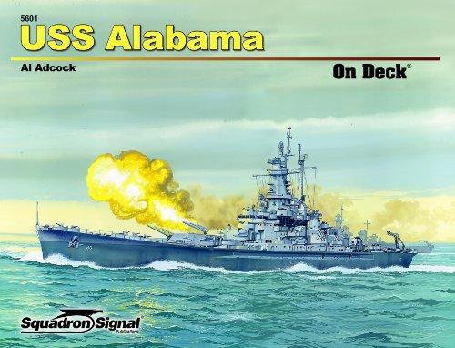 USS Alabama - On Deck No. 1: Al Adcock