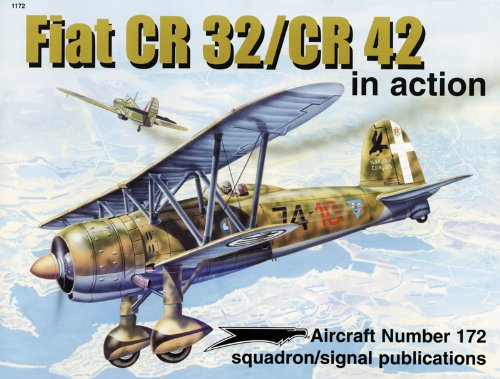 9780897474115: Fiat CR 32/CR 42 in action - Aircraft No. 172