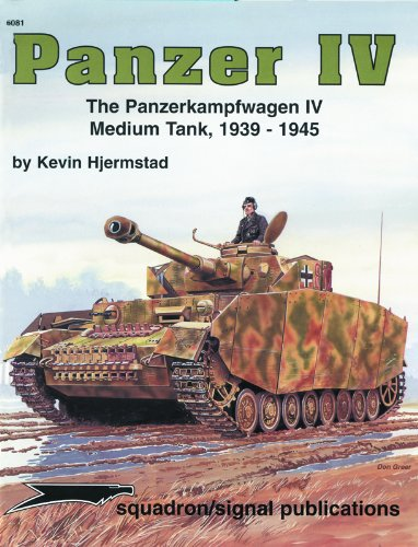 9780897474139: Panzer IV: The Panzerkampfwagen IV Medium Tank, 1939-1945 - Armor Specials series (6081)