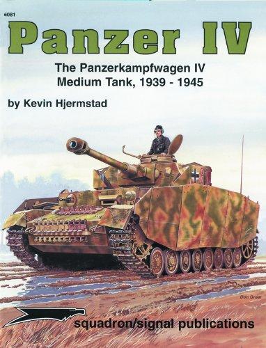 9780897474139: Panzer IV: The Panzerkampfwagen IV Medium Tank, 1939-1945 - Armor Specials series (6081)