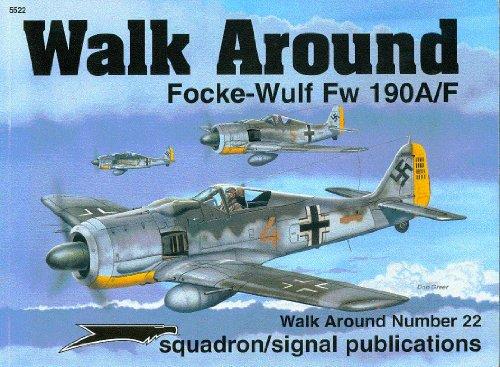 9780897474146: FW190A (Walk Around S.)