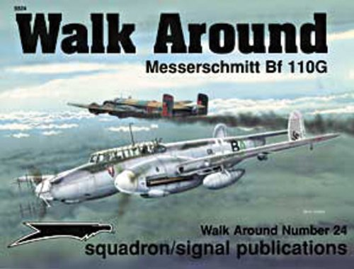 Walk Around Bf 110G, Walk Around 24
