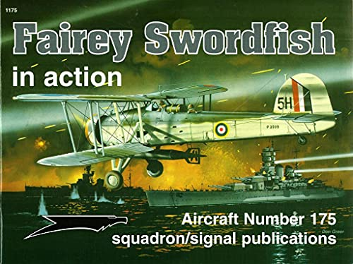 9780897474214: Fairey Swordfish: In Action