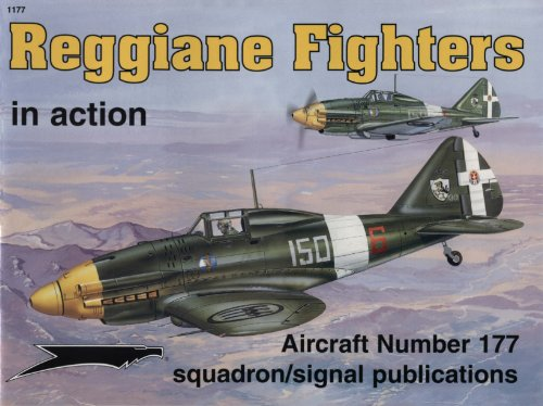 9780897474306: Reggiane Fighters in Action - Aircraft No. 177