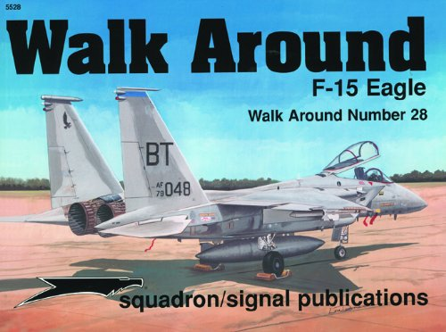 9780897474337: F-15 Eagle (Walk Around)