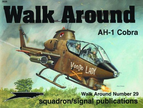9780897474382: Bell AH-1 Cobra - Walk Around No. 29