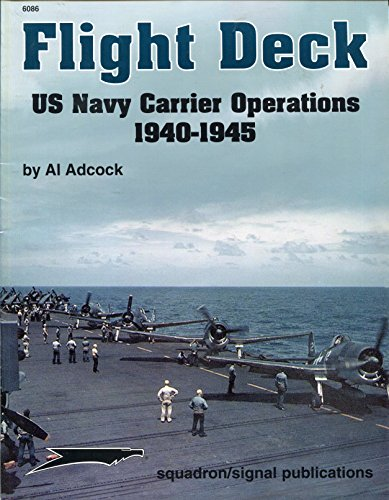 9780897474412: Flight Deck: US Navy Carrier Operations, 1940-1945 - Aircraft Specials series (6086)