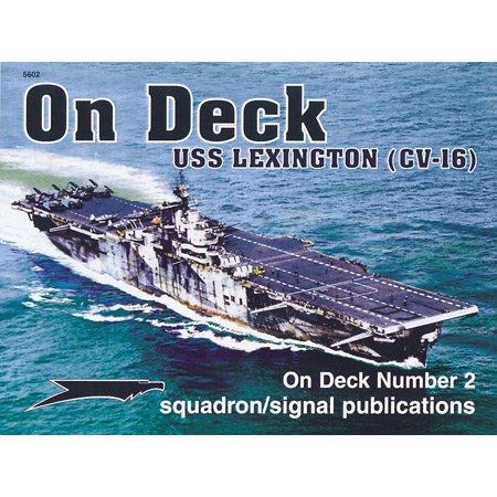 9780897474498: USS Lexington (CV-16) - On Deck No. 2