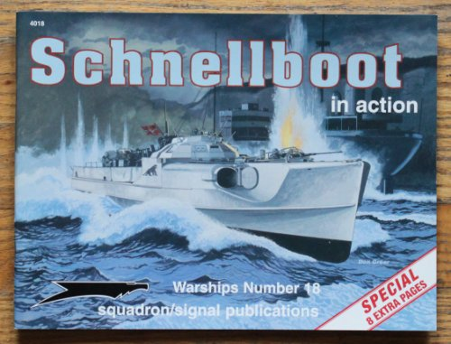 Schnellboot in Action - Warships No. 18: T. Garth Connelly;