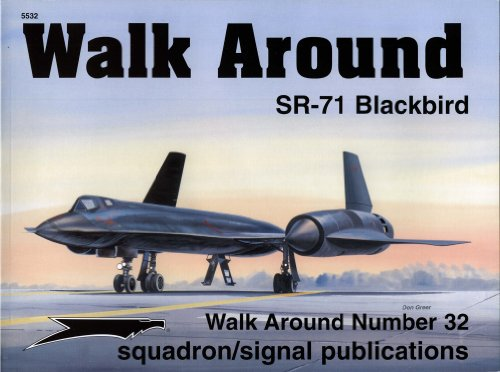 9780897474634: SR-71 Blackbird (Walk Around No. 32)