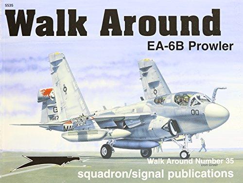 9780897474764: Grumman EA-6B Prowler - Walk Around No. 35