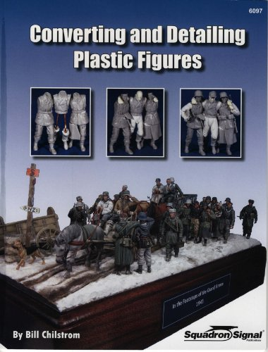 9780897475600: Converting and Detailing Plastic Figures - Specials series (6097)