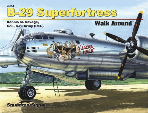 9780897475709: B-29 Superfortress - Color Walk Around No. 54