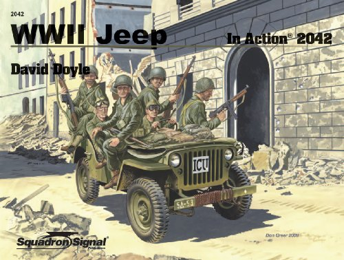 9780897475853: World War II Jeep in Action - Armor No. 42