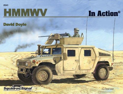 9780897475976: HMMWV (Humvee) in Action - Armor No. 43