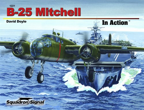 9780897476256: B-25 Mitchell in Action - Aircraft No. 221