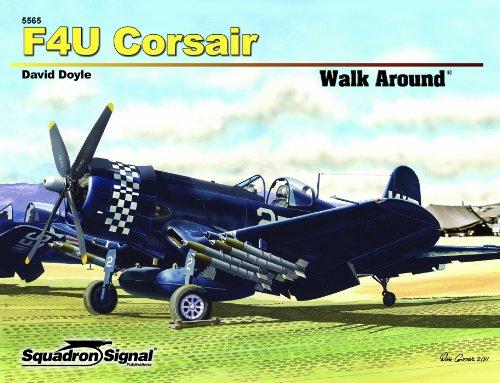 9780897476317: F4U Corsair - Walk Around No. 65