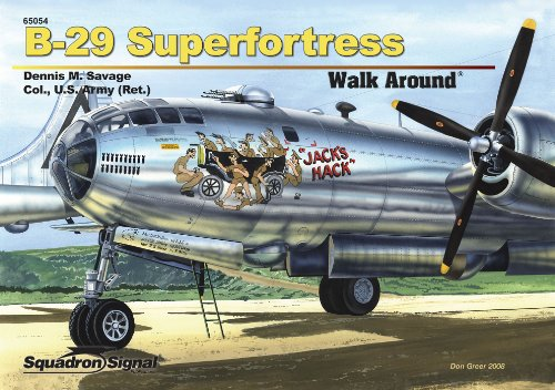 9780897476539: B-29 Superfortress: Color Walk Around No. 54