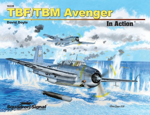 TBF/TBM Avenger In Action. Aircraft No. 225