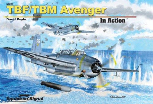 9780897476577: TBF/TBM Avenger In Action (50225)