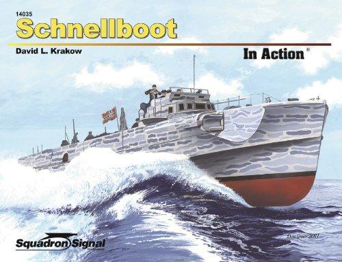 Schnellboot in Action (14035): Krakow, David