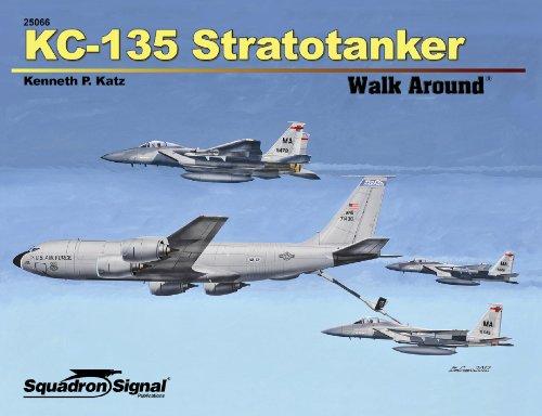 9780897476836: KC-135 Stratotanker Walk Around