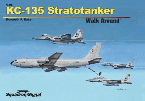 9780897476843: KC-135 Stratotanker Walk Around (65066)