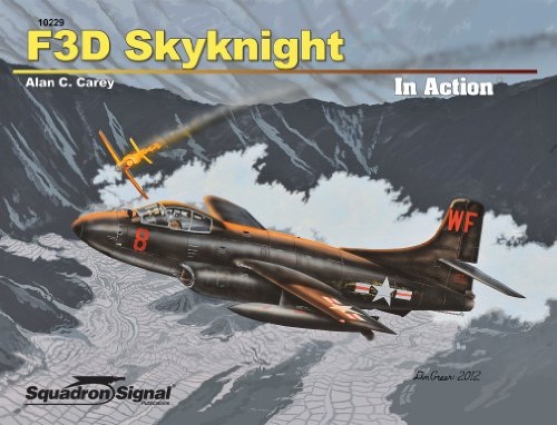 9780897476850: F3D Skyknight in Action (10229)