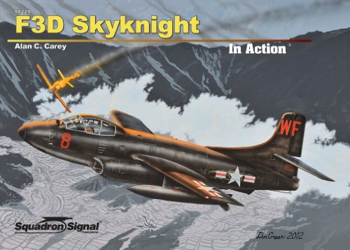 9780897476867: F3D Skyknight in Action (50229)