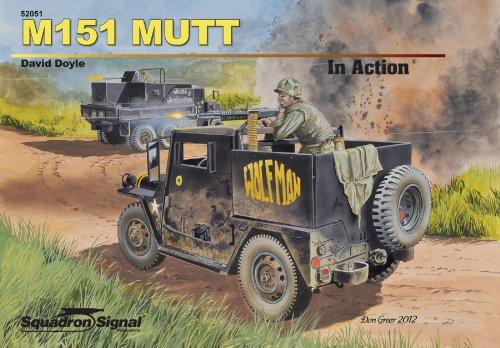 9780897476911: M151 MUTT in Action (52051)