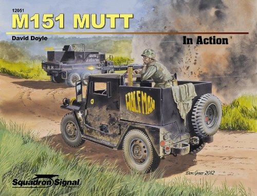 9780897476928: M151 Mutt In Action