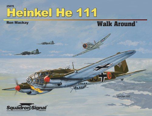 9780897476942: Heinkel He 111 Walk Around