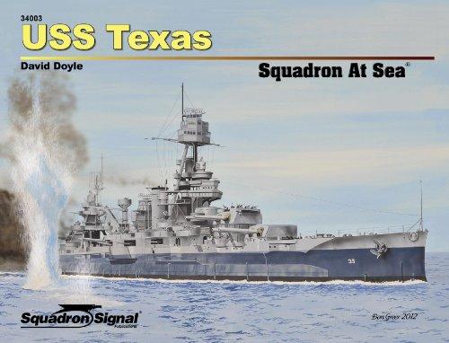 9780897477086: USS Texas Squadron At Sea